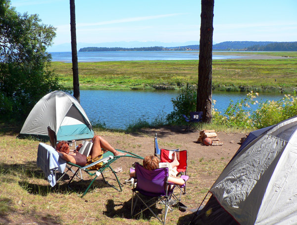 vancouver island the camping and rving british columbia. Black Bedroom Furniture Sets. Home Design Ideas