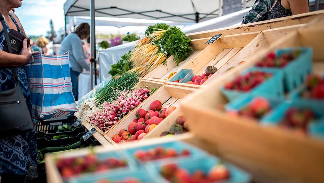 BC Farmers Market Trail