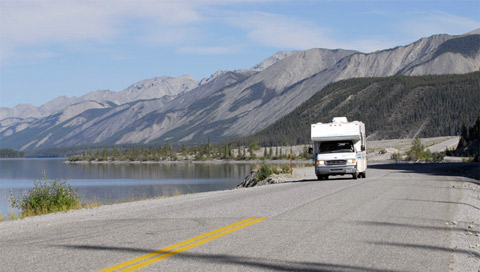 RV Trips and Driving Routes