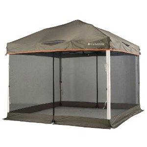 Grey Mosquito Tent