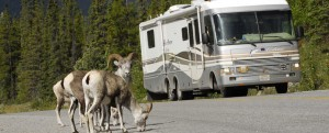 Top 10 Driving Tips for the Motorhome