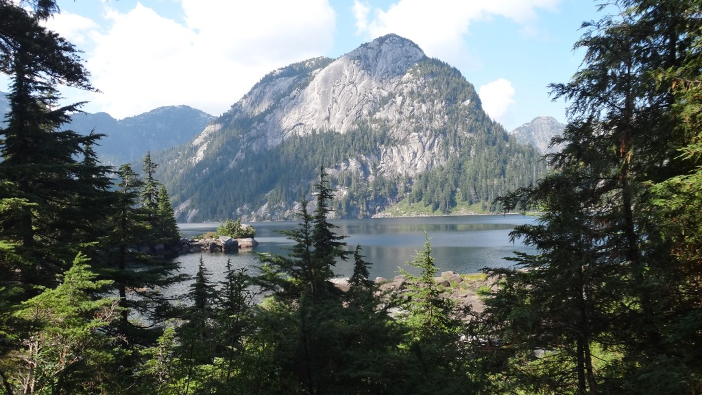 Widegeon Lake