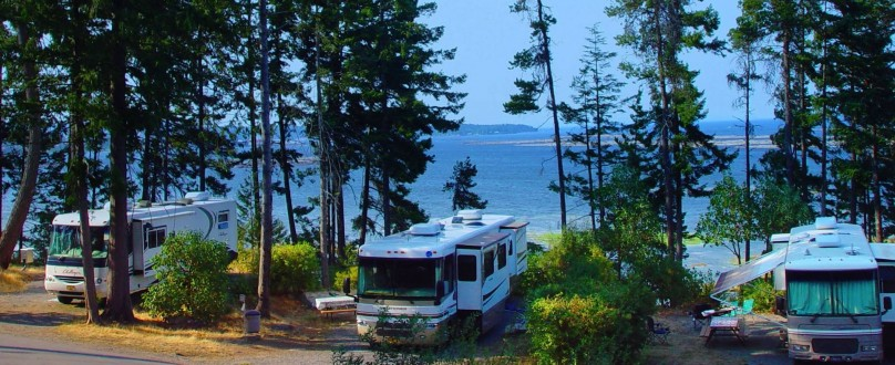 Campers pre-plan camping trips 365 days a year  – so don't wait to the week of your trip to book!