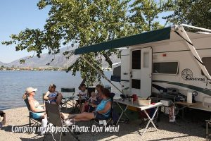 RV Camping in Osoyoos