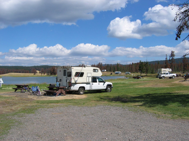 Rv Camping Northern Vancouver Island