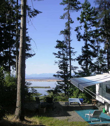vancouver island photos camping rving bc. Black Bedroom Furniture Sets. Home Design Ideas