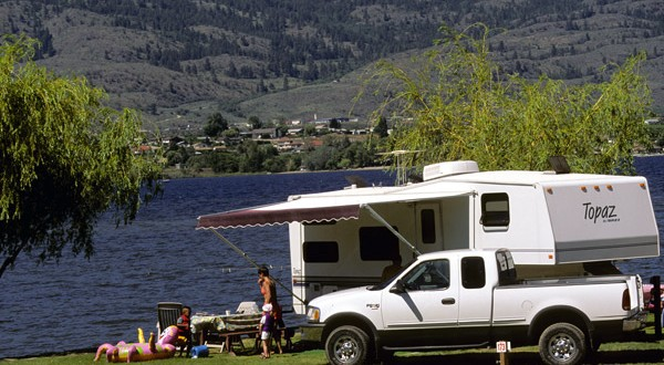 Booking Tips for Last Minute Campers