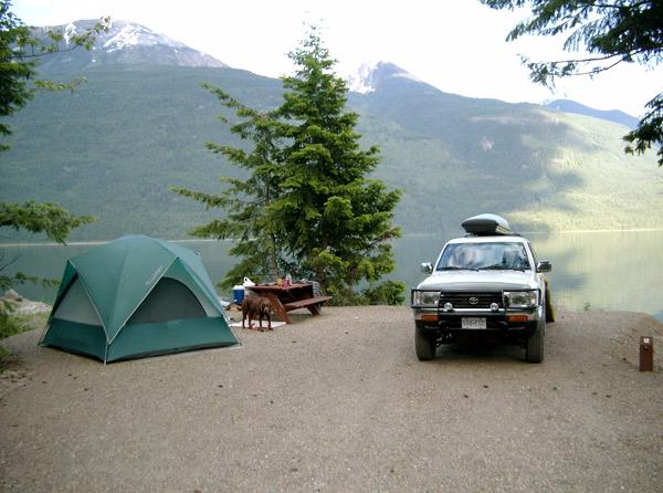 Kootenay Rockies Photos Camping Amp Rving Bc
