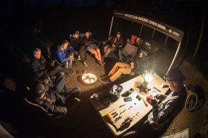 Camp Life and Repairs