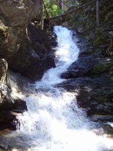 BX Falls near Vernon by Andrew Enns
