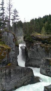 Upper Nairn Falls