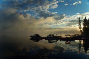 Sheridan Lake by Fishing Hwy 24 Tourist Association