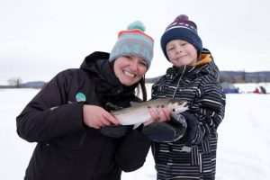 Photo Courtesy of Freshwater Fisheries Society of BC