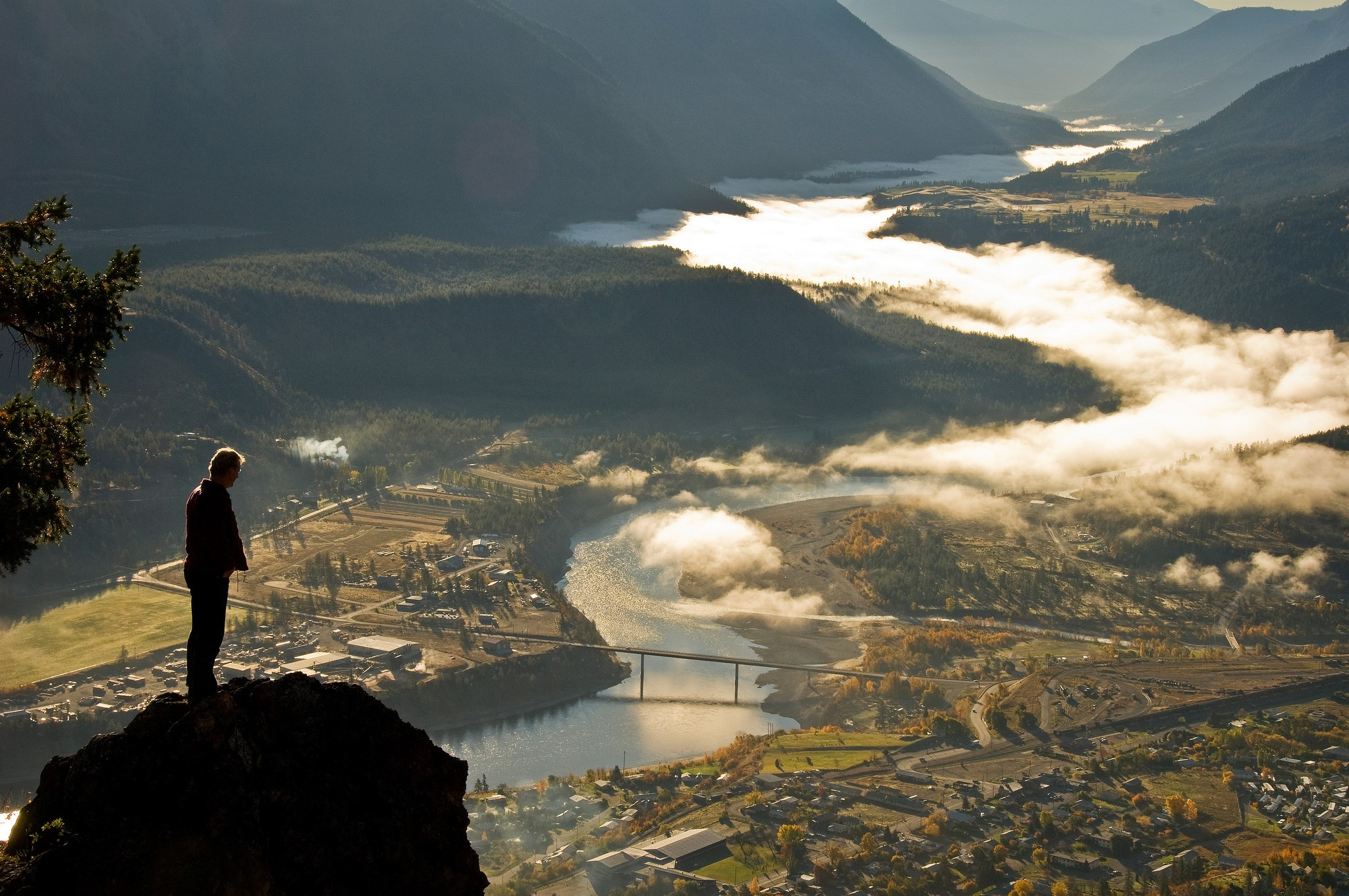 High above Lillooet | Photo: Province of British Columbia