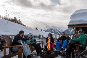 Apres Ski at Panorama Resort