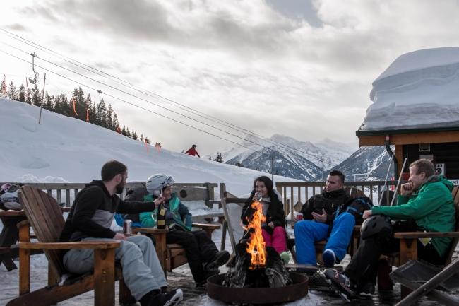 Apres Ski at Panorama Resort