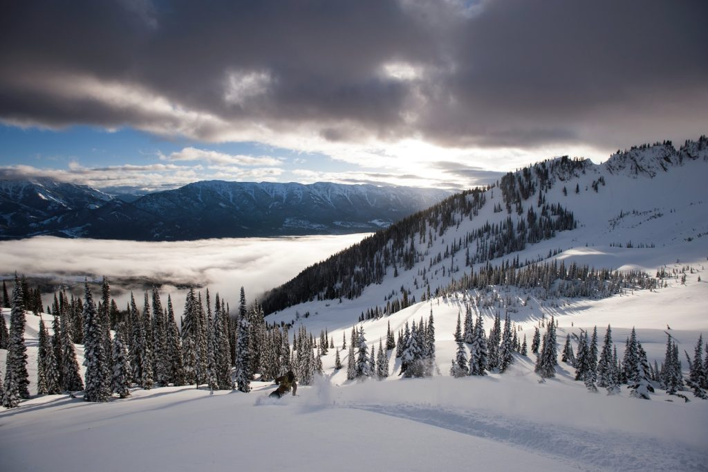 Fernie Alpine Resort. Photo: Dave Heath