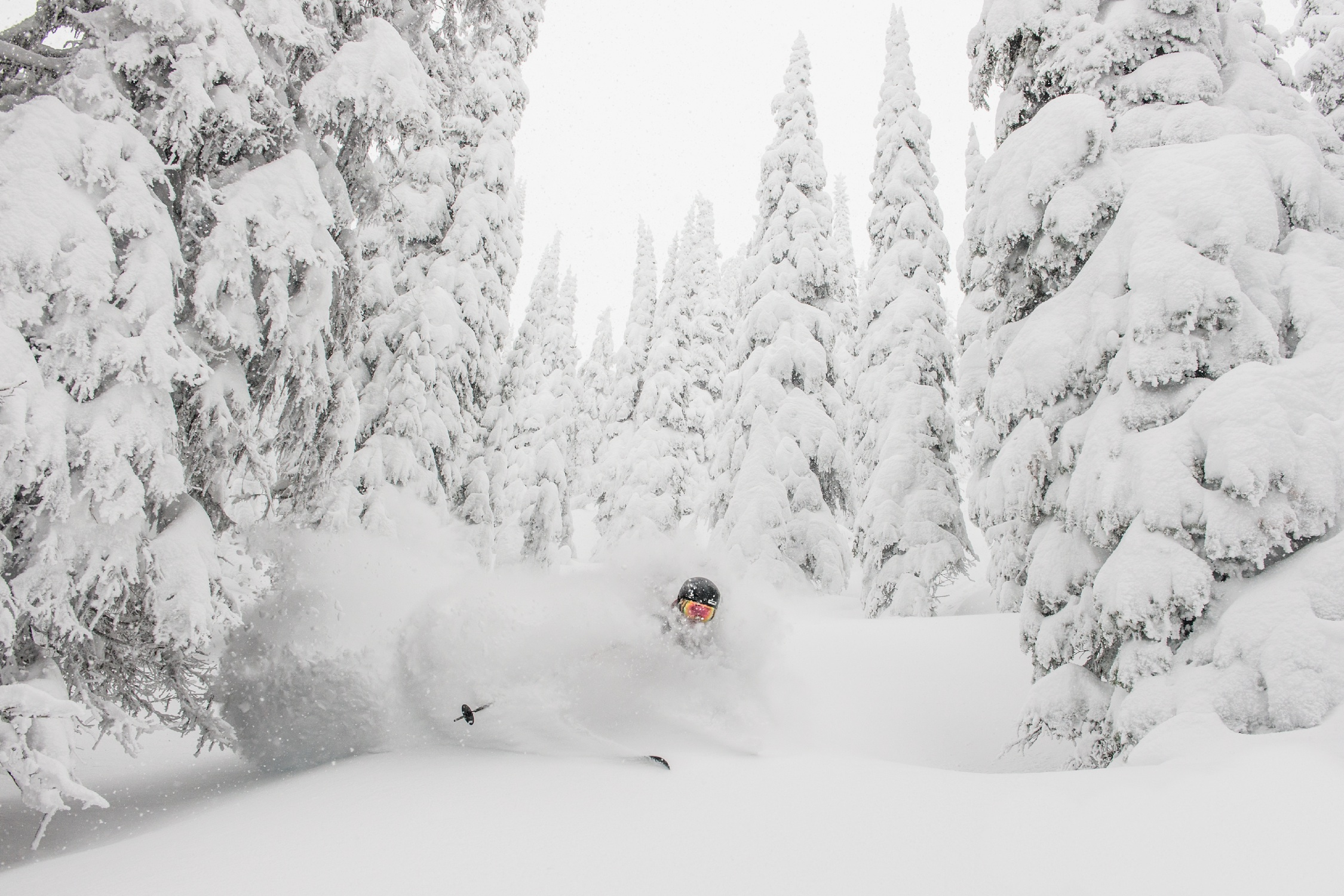 Whitewater Ski Resort. Photo: Kari Medig