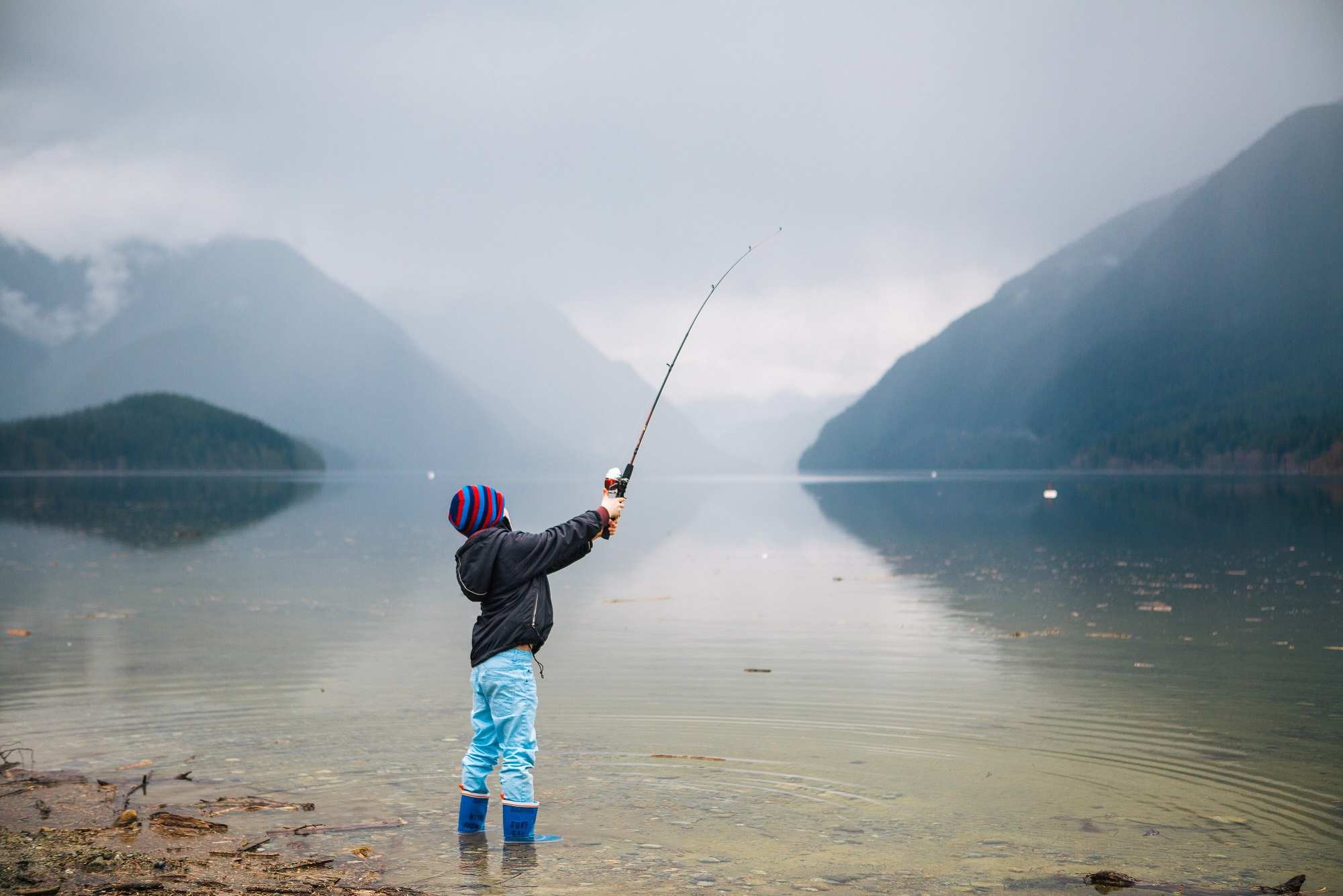 Six Tips for a Successful Fishing Trip with Kids in ...