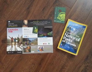2017 Parks Canada Discovery Pass & Guides