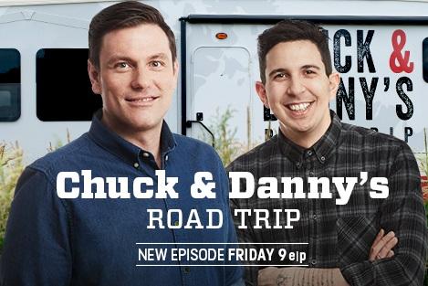 Chuck & Danny Road Trip