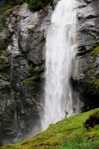 Exstew Falls, terrace Northern BC. Photo: Destination BC/Grant Harder