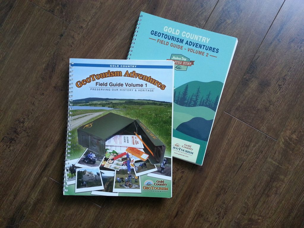 Gold Country GeoTourism Field Guides