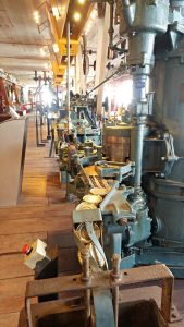 Inside the Gulf of Georgia Cannery