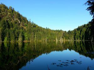 Roe Lake, Pender Island