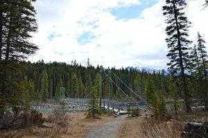 Dog Lake Trail, Kootenay National Park