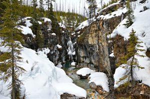 Marble Canyon, Kootenay National Park