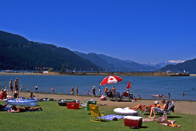Harrison Hot Springs, Picture BC