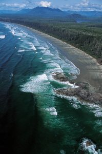 Long Beach near Tofino. Photo: Destination BC