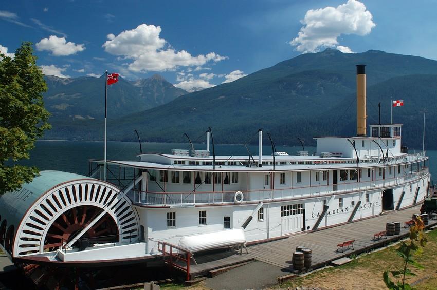 SS Moyie, Kootenay Lake