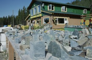 Cassiar Mountain Jade Store, Jade City