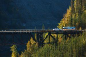 Kiskatinaw Bridge, Dawson Creek