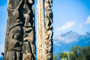Totem Poles, Kitwanga
