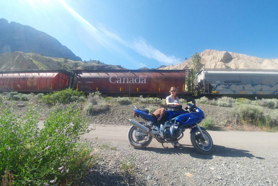 Motorcycle Road Tripping