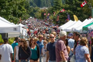 Photo: Sechelt Farmers Market