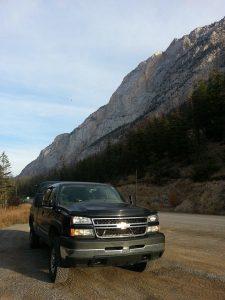 Truck Road Trips