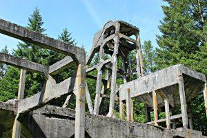 Morden Colliery, Nanaimo