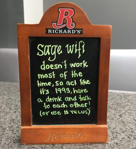 Sage Pub