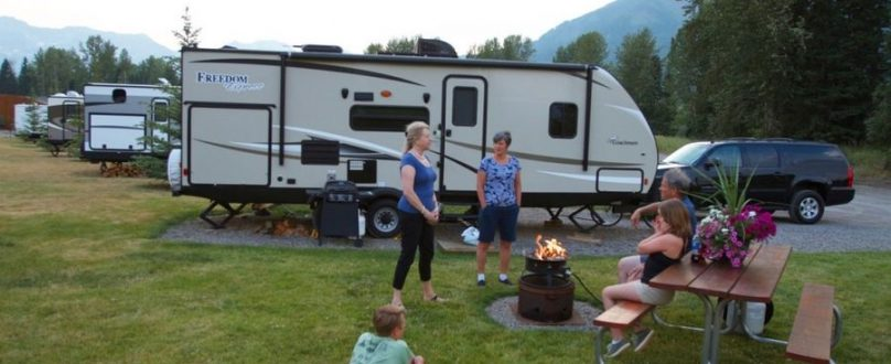 5th Annual Canadian RVing and Camping Week May 21 to May 26, 2019