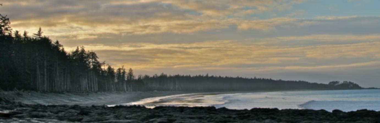 Naikoon Provincial Park Agate Beach