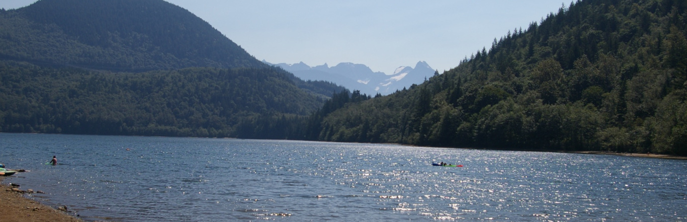 Sasquatch Provincial Park - Hicks Lake and Lakeside Campgrounds