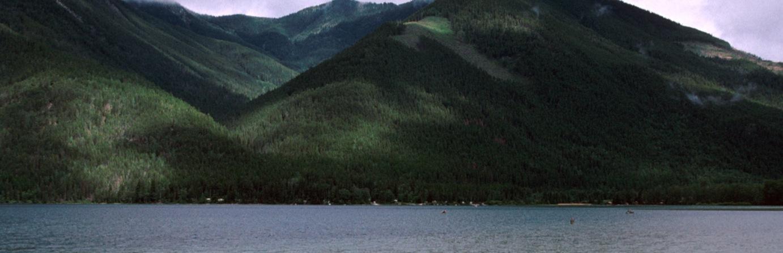 Whiteswan Lake - Inlet Creek Campground
