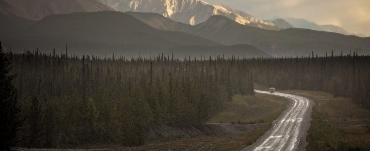 Exploring Northern British Columbia - a Circle Tour Adventure: Tour 1 Alaska Hwy