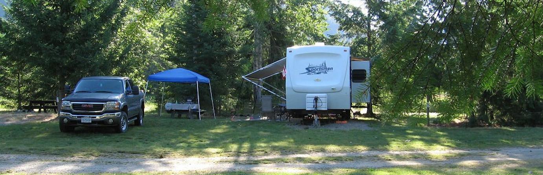 Burton Historical Park Campground