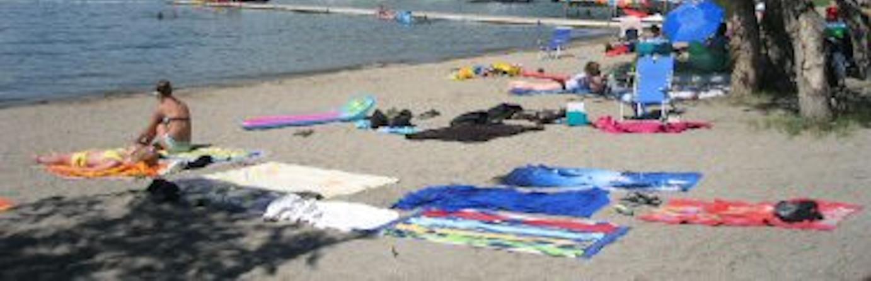 Cabana Beach Campground
