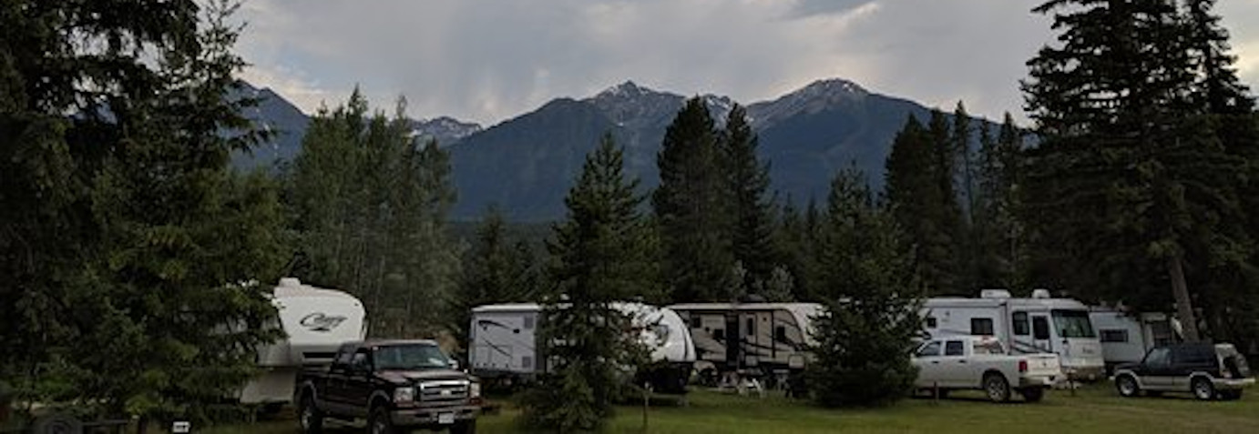Campers Haven RV Park Tent Park | Camping & RVing BC